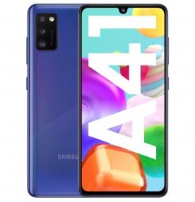 Telefon mobil Samsung Galaxy A41 (2020), 64GB, 4GB RAM, Dual SIM, LTE, Prism Crush Blue