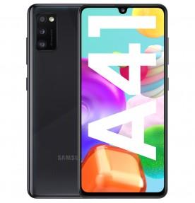 Telefon mobil Samsung Galaxy A41 (2020), 64GB, 4GB RAM, Dual SIM, LTE, Prism Crush Black