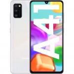 Telefon mobil Samsung Galaxy A41 (2020), 64GB, 4GB RAM, Dual SIM, LTE, Prism Crush White