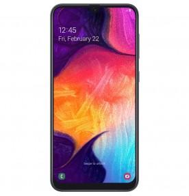 Telefon mobil Samsung Galaxy A50, Dual SIM, 128GB, LTE, Black