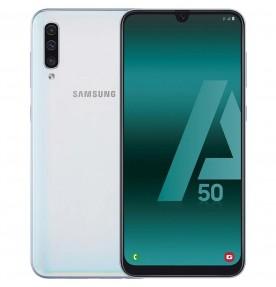 Telefon mobil Samsung Galaxy A50, Dual SIM, 128GB, LTE, White