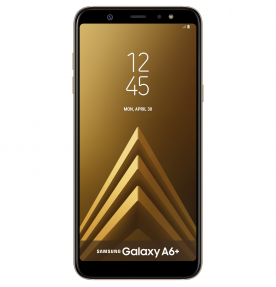 Telefon mobil Samsung Galaxy A6+ (2018), Dual SIM, 32GB, LTE, Gold
