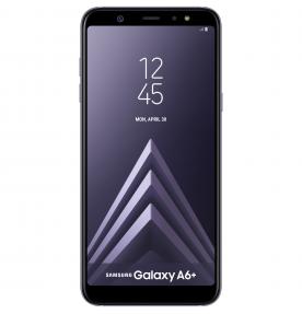 Telefon mobil Samsung Galaxy A6+ (2018), Dual SIM, 32GB, LTE, Orchid Gray