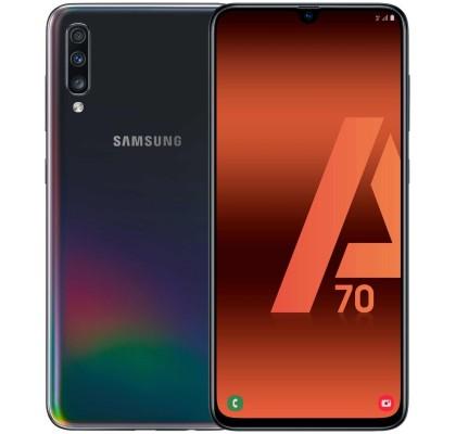 Telefon mobil Samsung Galaxy A70, Dual SIM, 128GB, LTE, Black