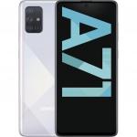 Telefon mobil Samsung Galaxy A71 (2020), 128GB, 6GB RAM, Dual SIM, 4G, Silver