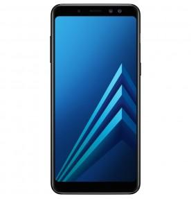 Telefon mobil Samsung Galaxy A8 (2018), Dual SIM, 32GB, LTE, Black