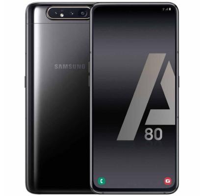Telefon mobil Samsung Galaxy A80, Dual SIM, 128GB, LTE, Black