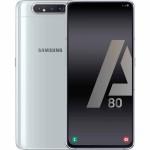 Telefon mobil Samsung Galaxy A80, Dual SIM, 128GB, LTE, Silver