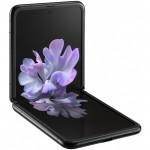 Telefon mobil Samsung Galaxy Z Flip, 256GB, 8GB RAM, Dual SIM, 4G, Mirror Black