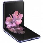 Telefon mobil Samsung Galaxy Z Flip, 256GB, 8GB RAM, Dual SIM, 4G, Mirror Purple
