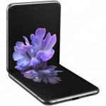 Telefon mobil Samsung Galaxy Z Flip 5G, 256GB, 8GB RAM, Dual SIM, Mystic Gray