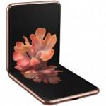 Telefon mobil Samsung Galaxy Z Flip 5G, 256GB, 8GB RAM, Dual SIM, Mystic Bronze