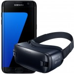 Pachet Promo Samsung: Galaxy S7 Edge, Black + Gear VR (2016)