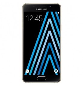 Telefon mobil Samsung Galaxy A3 (2016), 16GB, 4G, Gold