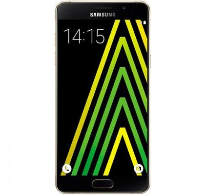 RESIGILAT: Telefon mobil Samsung Galaxy A5 (2016), 16GB, 4G, Gold