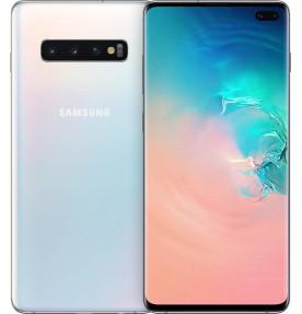 Telefon mobil Samsung Galaxy S10 Plus, Dual SIM, 128GB, LTE, White