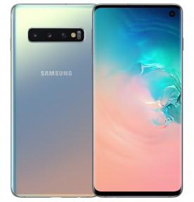 Telefon mobil Samsung Galaxy S10, Dual SIM, 128GB, LTE, Silver