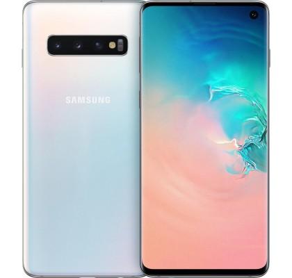 Telefon mobil Samsung Galaxy S10, Dual SIM, 128GB, LTE, White