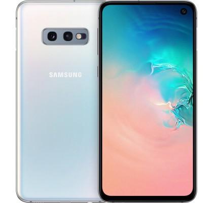 Telefon mobil Samsung Galaxy S10e, Dual SIM, 128GB, LTE, White