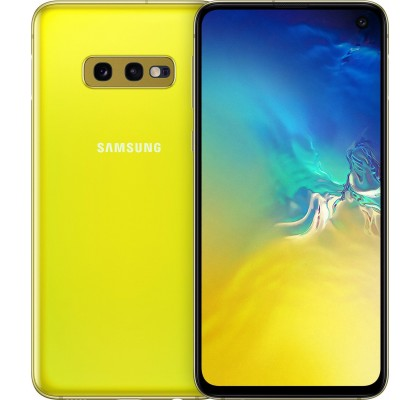 Telefon mobil Samsung Galaxy S10e, Dual SIM, 128GB, LTE, Canary Yellow