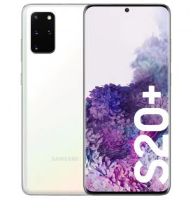 Telefon mobil Samsung Galaxy S20+, Dual SIM, 128GB, LTE, Cloud White