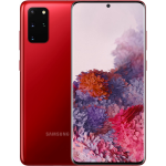 Telefon mobil Samsung Galaxy S20+ 5G, Dual SIM, 128GB, Aura Red