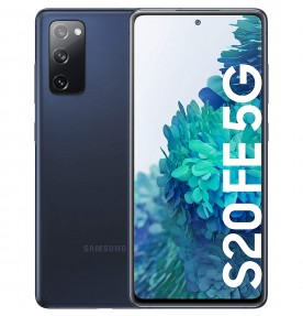 Samsung Galaxy S20 FE 5G, 128GB, 6GB RAM, Dual SIM, Cloud Navy