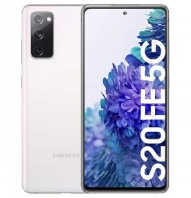 Telefon mobil Samsung Galaxy S20 FE 5G (Fan Edition), Dual SIM, 128GB, Cloud White