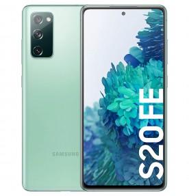 Telefon mobil Samsung Galaxy S20 FE (Fan Edition), Dual SIM, 128GB, LTE, Mint