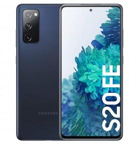 Samsung Galaxy S20 FE 4G, 128GB, 6GB RAM, Dual SIM, Cloud Navy