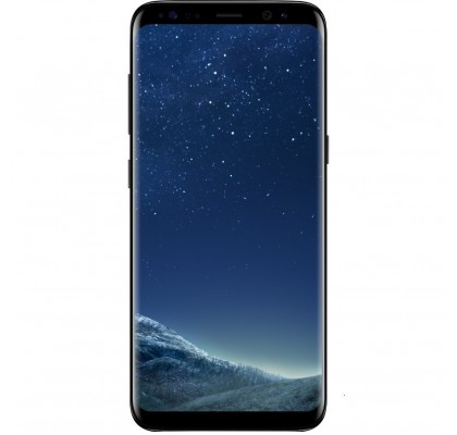 Telefon mobil Samsung G955 Galaxy S8 Plus, Dual SIM, 64GB, 4G, Midnight Black
