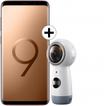 Telefon mobil Samsung G965 Galaxy S9 Plus, Dual SIM, 64GB, LTE, Gold