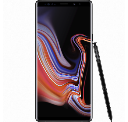 Telefon mobil Samsung Galaxy Note 9, Dual SIM, 128GB, LTE, Midnight Black