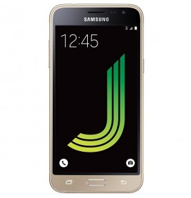 Telefon mobil Samsung Galaxy J3 (2016), Dual Sim, 8GB, 4G, Gold