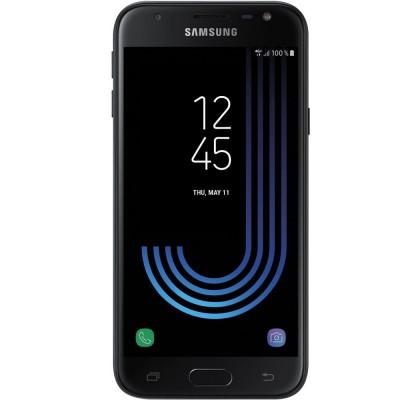 Telefon mobil Samsung Galaxy J3 (2017), Dual SIM, 16GB, 4G, Black