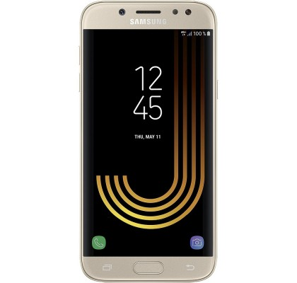 Telefon mobil Samsung Galaxy J5 (2017), Dual SIM, 16GB, 4G, Gold