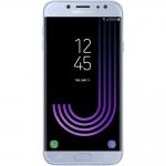 Telefon mobil Samsung Galaxy J7 (2017), Dual SIM, 16GB, 4G, Blue Silver