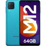 Samsung Galaxy M12 (2021), 64GB, 4GB RAM, Dual SIM, 4G, Green