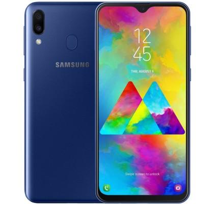 Telefon mobil Samsung Galaxy M20 (2019), Dual SIM, 64GB, LTE, Blue