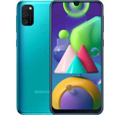 Telefon mobil Samsung Galaxy M21 (2020), Dual SIM, 64GB, LTE, Green