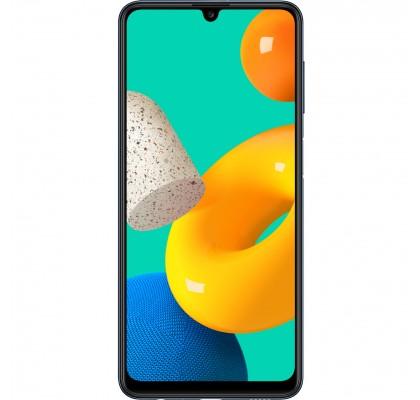 Samsung Galaxy M32, 4G, 128GB, 6GB RAM, Dual SIM, Black