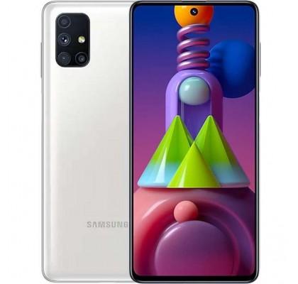 Telefon mobil Samsung Galaxy M51 (2020), Dual SIM, 128GB, LTE, White