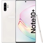 Telefon mobil Samsung Galaxy Note 10+, 256GB, 12GB RAM, Dual SIM, 4G, Aura White