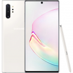 Telefon mobil Samsung Galaxy Note 10+, Dual SIM, 512GB, LTE, White