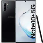 Telefon mobil Samsung Galaxy Note 10+, 256GB, 12GB RAM, Single SIM, 5G, Aura Black
