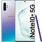 Telefon mobil Samsung Galaxy Note 10+, 256GB, 12GB RAM, Single SIM, 5G, Aura Glow