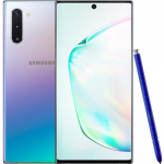 Telefon mobil Samsung Galaxy Note 10, Dual SIM, 256GB, LTE, Glow