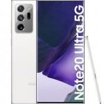 Telefon mobil Samsung Galaxy Note 20 Ultra 5G, 512GB, 12GB RAM, Dual SIM, Mystic White