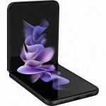 Samsung Galaxy Z Flip3, 5G, 128GB, 8GB RAM, Dual SIM, Phantom Black