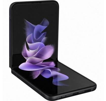 Samsung Galaxy Z Flip3, 5G, 256GB, 8GB RAM, Dual SIM, Phantom Black